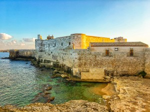 The Castle of Maniace, Ortigia
