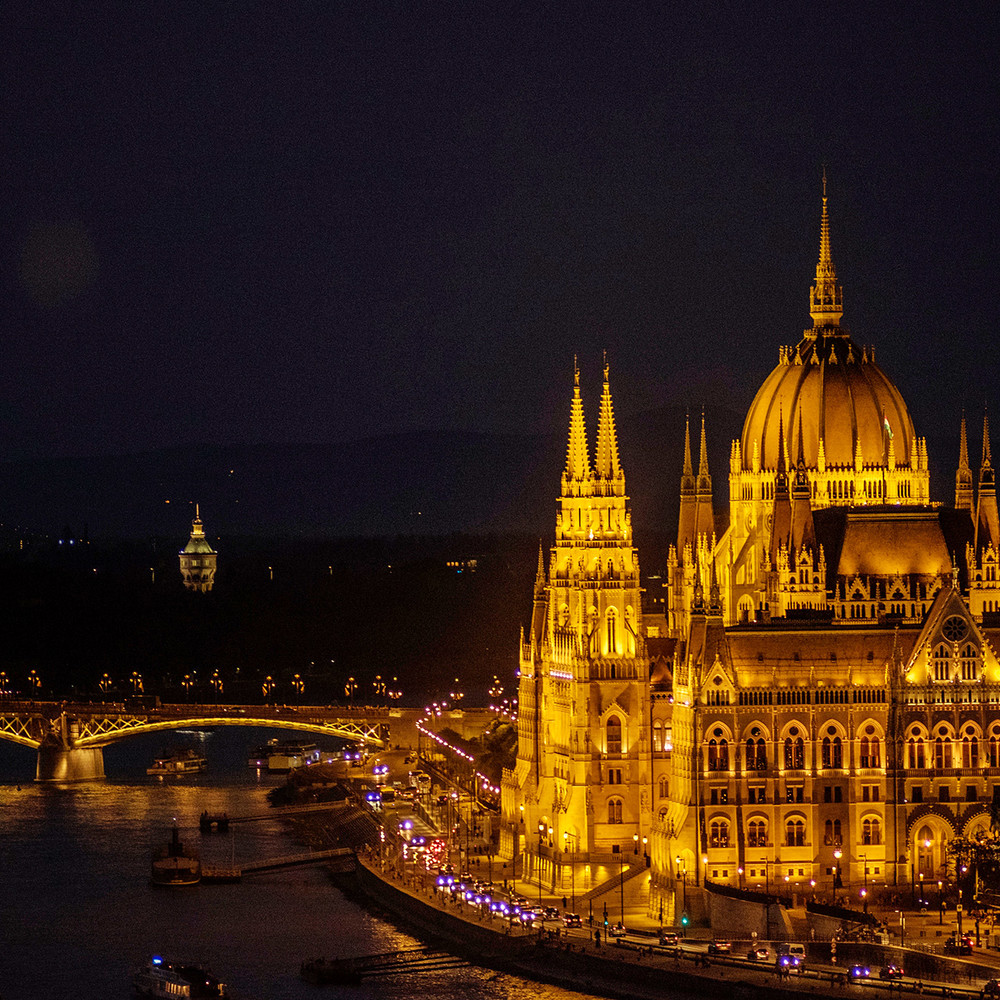Photography in Budapest
